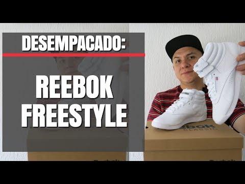 Desempacado Reebok Freestyle  Desempacados