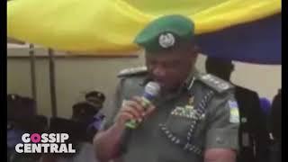 IGP TRANSMISSION SPEECH - IGP Ibrahim Idris in Kano