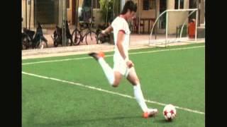 Best trick free kick Cristiano Ronaldo