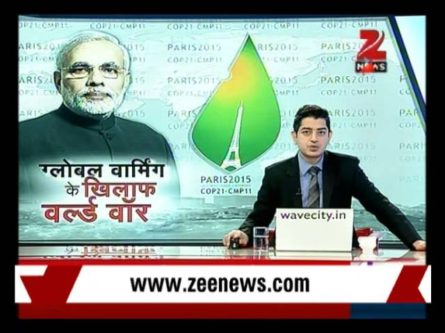 Developed countries should take lead: PM Modi in Paris Climate Summit
