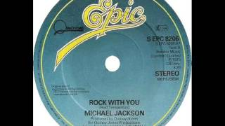 Michael Jackson - Rock With You (Dj 'S'' Bootleg Extended Dance Re-Mix)