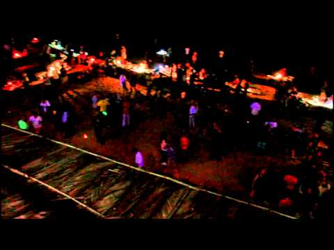 Shiva Valley: Tuesday Night Beach Party (2nd Dec,2014 ) Anjuna, Goa.