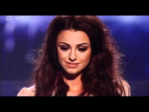 Cheryl Cole Farts on The X Factor (HD)