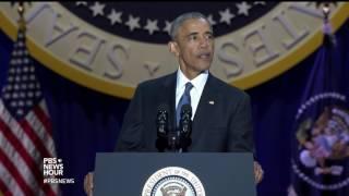 President Obama on