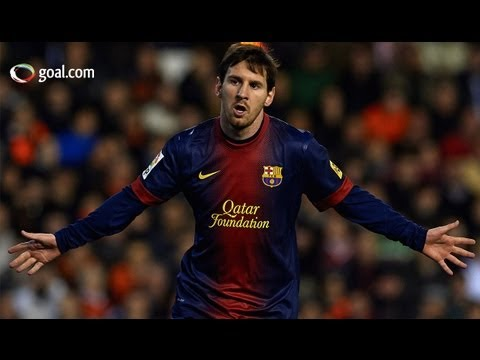 Lionel Messi signs Barca contract extension