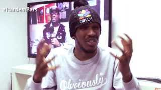 Hardest Bars S4.Ep16 [Joe Black, Tinie Tempah, Lioness, Stickz, G FrSH] | Link Up TV