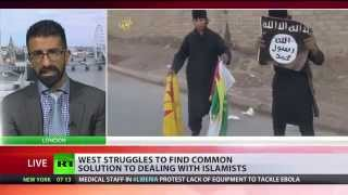 MPACUK: Asghar Bukhari Says ISIS Is A Direct Result Of Western Policy