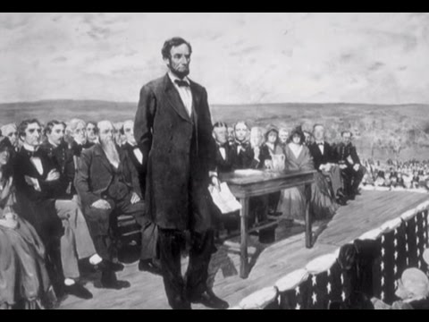 Gettysburg Address as recited by Jeff Daniels.