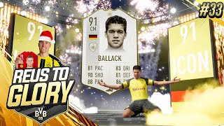 PRIME BALLACK FOR FREE! | Reus To Glory #33 | FIFA 19 Road To Glory