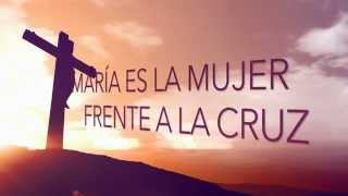 "Sonby4 feat. Claudia Gonzales ""Mujer Frente A La Cruz"" (Lyrics Video)"