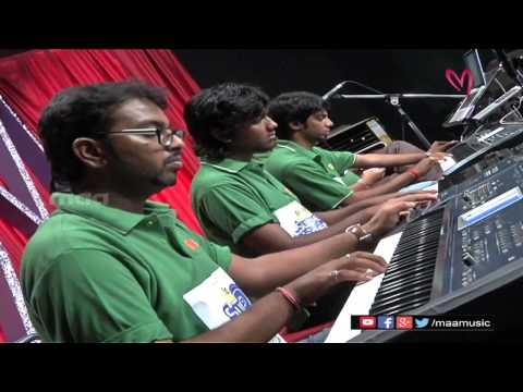 Super Singer 8 Episode 18 - Karunya Performance