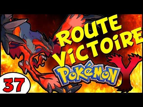 Pokemon platine route victoire