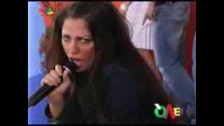Aphrodite Live On Proinos Kafes Ole Show w Roula K