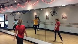 Finesse Xmas Dance