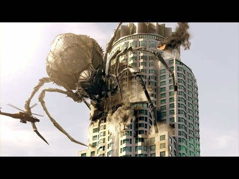 'big Ass Spider' Trailer video