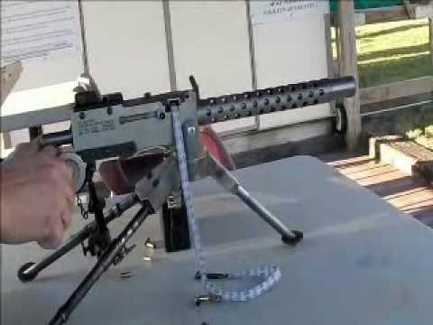 browning 1919 beltfed 22lr machine gun
