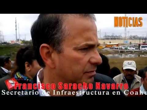 """ARROYO LAS VACAS """"FIFI"""" FUTURO PUENTE/ CD. ACUÑA, COAHUILA."""