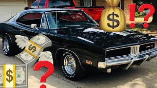 How to finance a classic car -1969 Dodge Charger owner's perspective (Anybody can afford one)