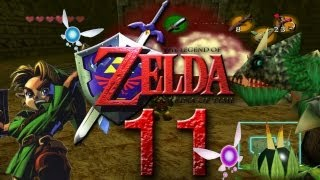 Let's Play The Legend of Zelda Ocarina of Time Part 11: Dodongos Höhle
