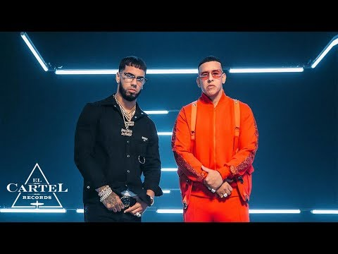 Daddy Yankee & Anuel AA - Adictiva (Video Oficial)