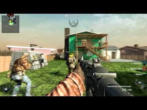 Call of Duty Black Ops SnD Nuketown Commando