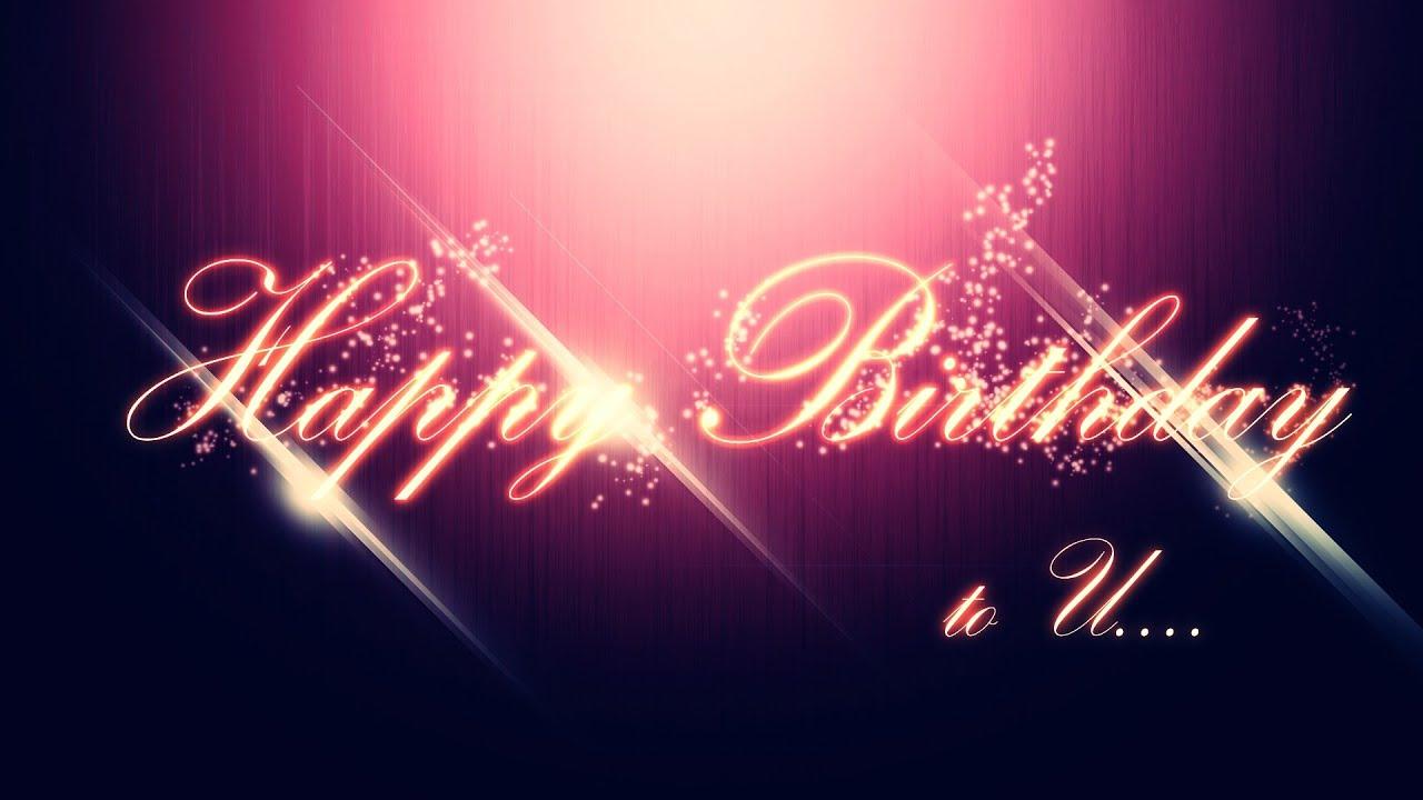 Поздравление с днем рождения на английском девушку на английском