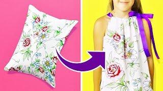 13 EASY DIY CLOTHING HACKS FOR KIDS
