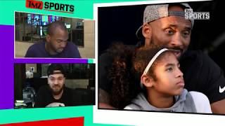Kobe Bryant's Daughter Shows Off Mamba Skills In Insane Highlight Video | TMZ Sports