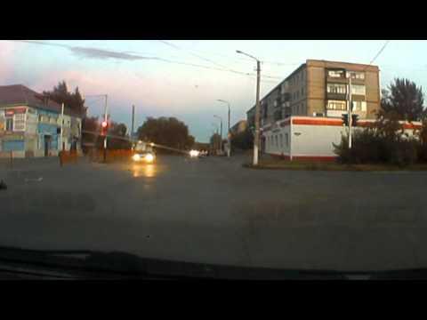 В Гае пьяный водитель сбил подростка на скутере