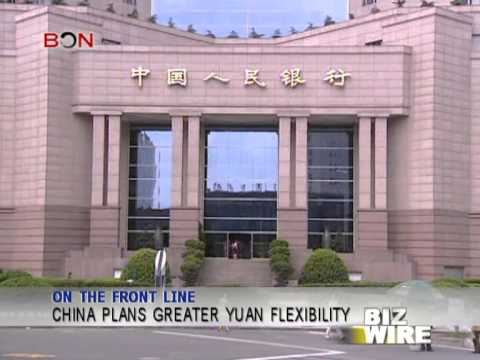 China plans greater yuan flexibility - Biz Wire - December 25 - BONTV