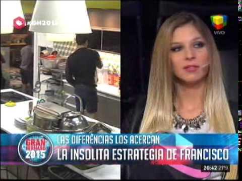 """Francisco sin filtros con Mariano: """"Quiero que te vayas"""""""