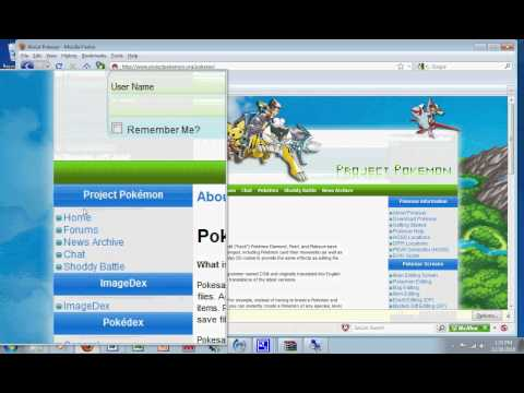 how to download pokesav 100% safe all the 4th gens