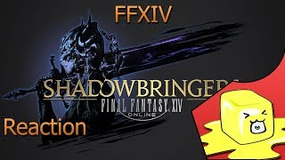 Final Fantasy XIV: Reaction To ShadowBringers