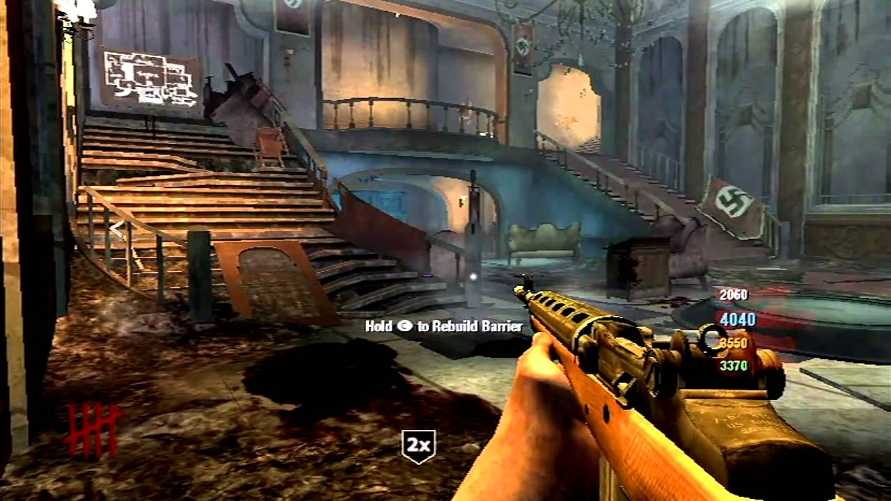 Mode Zombie Black Ops 1