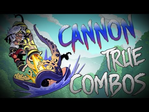 SIDRA | TRUE COMBOS FOR CANNON | BRAWLHALLA