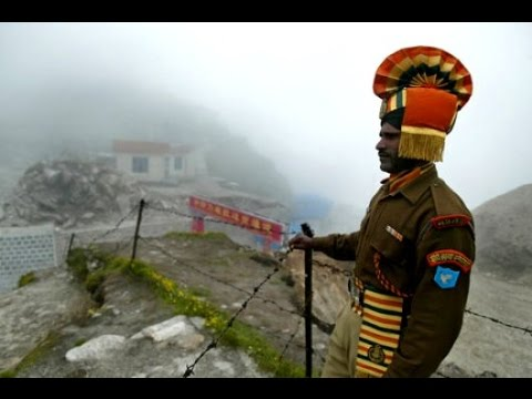 China intrudes into Indian territory in Ladakh