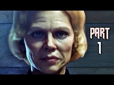 Wolfenstein The New Order Gameplay Walkthrough Part 1 – Deathshead (PS4)