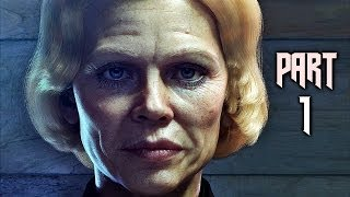 Wolfenstein The New Order Gameplay Walkthrough Part 1 - Deathshead (PS4)