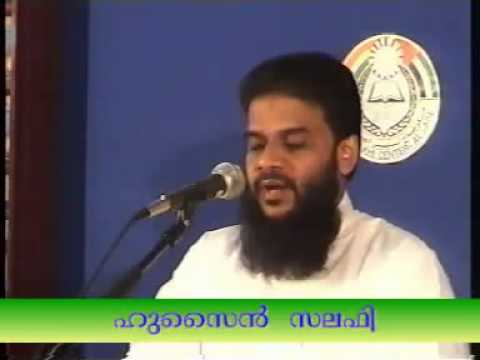 dajjal  Malayalam Islamic Speech Hussain Salafi Kerala video