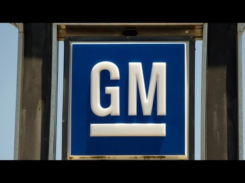 General Motors Shares Held Back By Ongoing Recall: Chart of the Day
