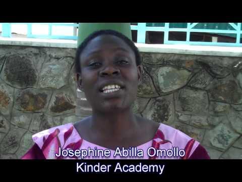 Josephine Omollo - Kinder Academy