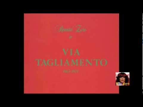 Renato Zero - VIA TAGLIAMENTO 1965/1970