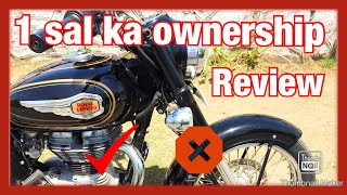 royal enfield standard 350 | ownership review