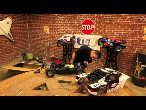 Losi 5IVE-T 4WD BND Unboxing by LSN