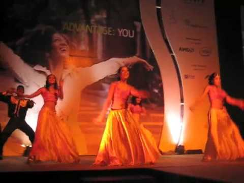 Sun Tech Days 2009, Hyderabad - Dance Performance