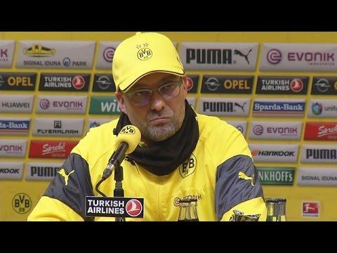 Pressekonferenz: Jürgen Klopp nach dem Heimsieg gegen Mainz 05 (4:2) | BVB total!