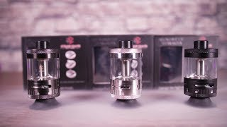 Dat's a HUGE Bitch! Steam Crave Aromamizer Titan 41mm RDTA Review! VapingwithTwisted420