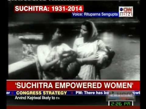 Suchitra Sen: Iconic Indian Bengali actress dies