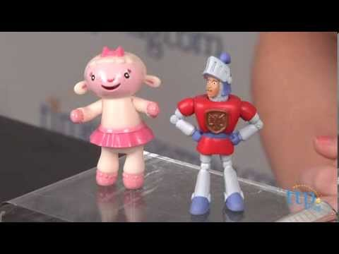 Doc McStuffins Lambie & Sir Kirby from Just Play