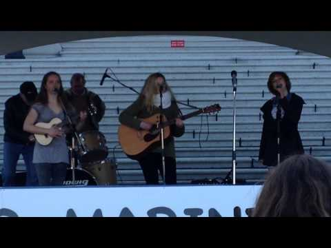 Razz - Writing On The Wall (original Song) Live  The Bc Ferries Protest video